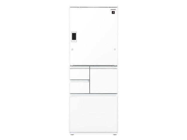 【代引不可】シャープ 冷凍冷蔵庫 SJ-WX50D-W [ピュアホワイト] [ドアの開き方:左右開き タイプ:冷凍冷蔵庫 ドア数:5ドア 定格内容積:502L] 【】 【人気】 【売れ筋】【価格】【半端ないって】