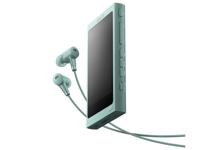 SONY MP3プレーヤー NW-A45HN (G) [16GB ホライズングリーン] 【】 【人気】 【売れ筋】【価格】【半端ないって】