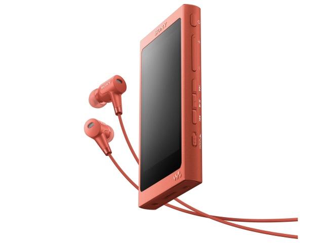SONY MP3プレーヤー NW-A45HN (R) [16GB トワイライトレッド] 【】 【人気】 【売れ筋】【価格】【半端ないって】