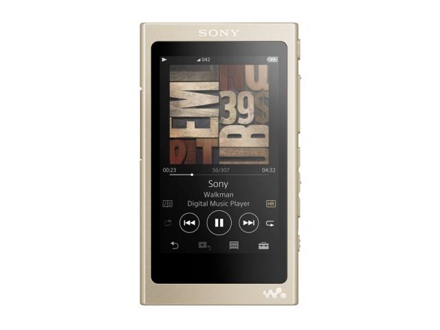 SONY MP3プレーヤー NW-A47 (N) [64GB ペールゴールド] 【】 【人気】 【売れ筋】【価格】【半端ないって】