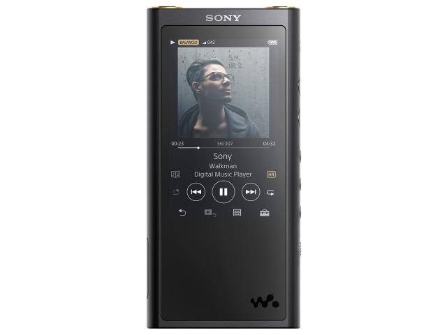 SONY MP3プレーヤー NW-ZX300 (B) [64GB ブラック] [記憶媒体:フラッシュメモリ/外部メモリ 記憶容量:64GB 再生時間:30時間 インターフェイス:USB2.0/Bluetooth] 【】 【人気】 【売れ筋】【価格】【半端ないって】