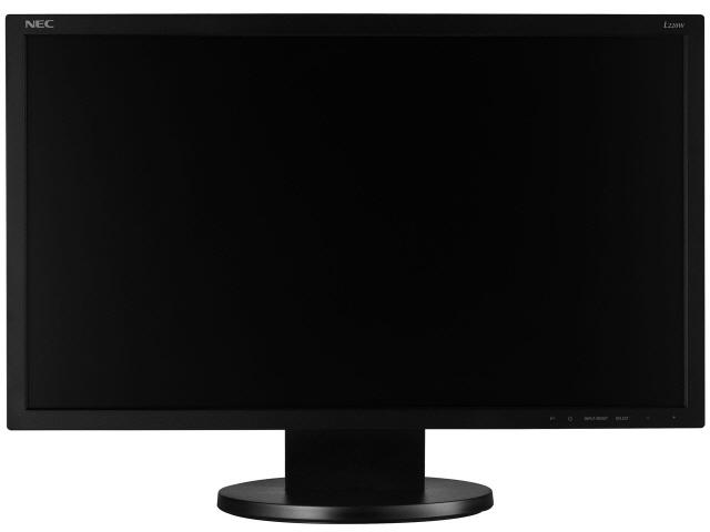 【キャッシュレス 5% 還元】 【代引不可】NEC 液晶モニタ・液晶ディスプレイ LCD-L220W-BK [21.5インチ 黒] [モニタサイズ:21.5インチ モニタタイプ:ワイド 解像度(規格):フルHD(1920x1080) 入力端子:DVIx1/D-Subx1] 【】 【人気】 【売れ筋】【価格】