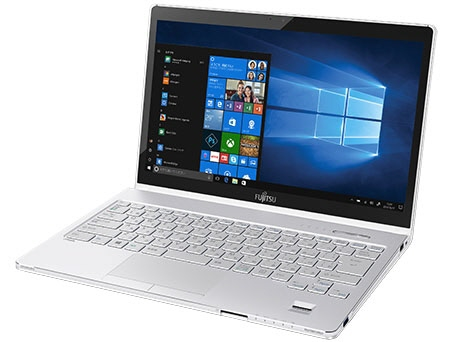 富士通 ノートパソコン FMV LIFEBOOK SH75/B3 FMVS75B3W [液晶サイズ:13.3インチ CPU:Core i5 8250U(Kaby Lake Refresh)/1.6GHz/4コア CPUスコア:7677 ストレージ容量:SSD:128GB メモリ容量:4GB OS:Windows 10 Home 64bit] 【】【人気】【売れ筋】【価格】