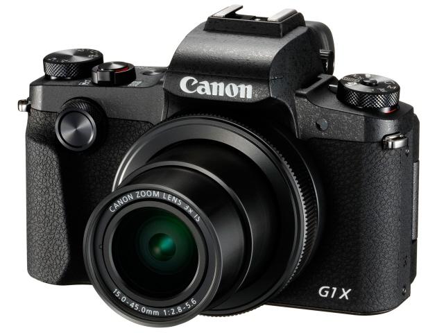 APS-CサイズのCMOSセンサーを搭載したコンパクトデジタルカメラ 【キャッシュレス 5% 還元】 CANON デジタルカメラ PowerShot G1 X Mark III [画素数:2580万画素(総画素)/2420万画素(有効画素) 光学ズーム:3倍 撮影枚数:200枚] 【】 【人気】 【売れ筋】【価格】