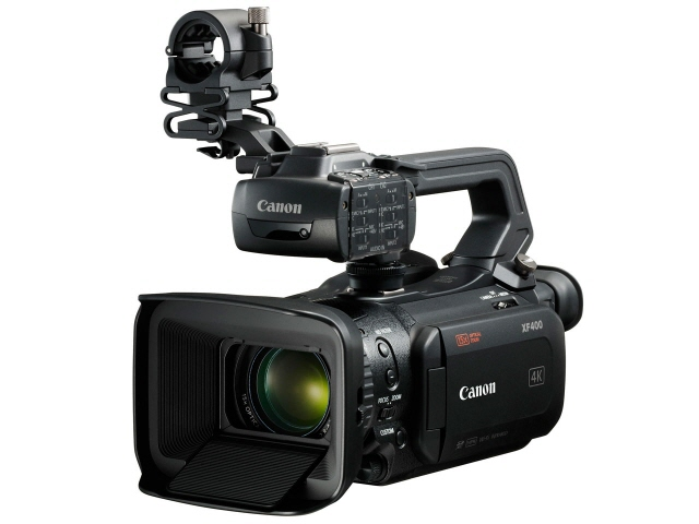 【キャッシュレス 5% 還元】 CANON ビデオカメラ XF400 [タイプ:ハンディカメラ 画質:4K 撮影時間:120分 本体重量:1145g 撮像素子:CMOS 1型 動画有効画素数:829万画素] 【】 【人気】 【売れ筋】【価格】