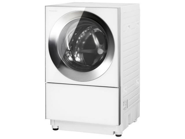 【代引不可】パナソニック 洗濯機 Cuble NA-VG1200L-S [シルバーステンレス] [洗濯機スタイル:洗濯乾燥機 ドラムのタイプ:斜型 開閉タイプ:左開き 洗濯容量:10kg 乾燥容量:3kg] 【】 【人気】 【売れ筋】【価格】【半端ないって】