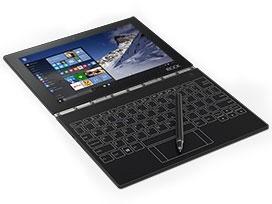 Lenovo ノートパソコン YOGA BOOK with Windows ZA150128JP [カーボンブラック] 【】【人気】【売れ筋】【価格】