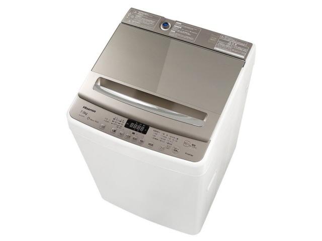 【代引不可】ハイセンス 洗濯機 HW-DG75A [洗濯機スタイル:簡易乾燥機能付洗濯機 開閉タイプ:上開き 洗濯容量:7.5kg] 【】 【人気】 【売れ筋】【価格】【半端ないって】