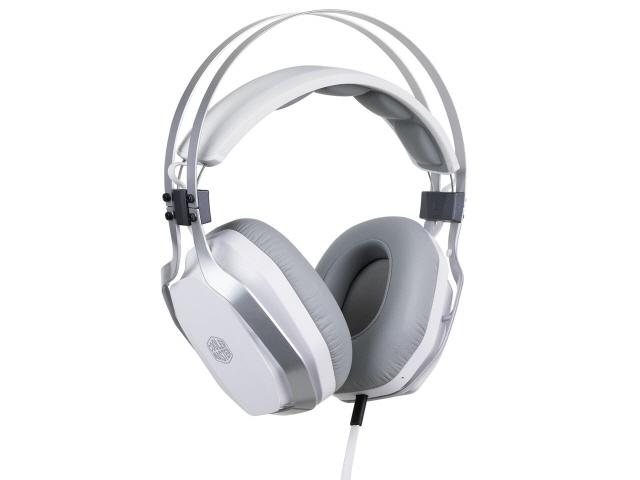 クーラーマスター ヘッドセット MasterPulse White Edition SGH-4700-KWTA2 [ヘッドホンタイプ:オーバーヘッド プラグ形状:ミニプラグ 片耳用/両耳用:両耳用 ケーブル長さ:1.2m] 【】【人気】【売れ筋】【価格】