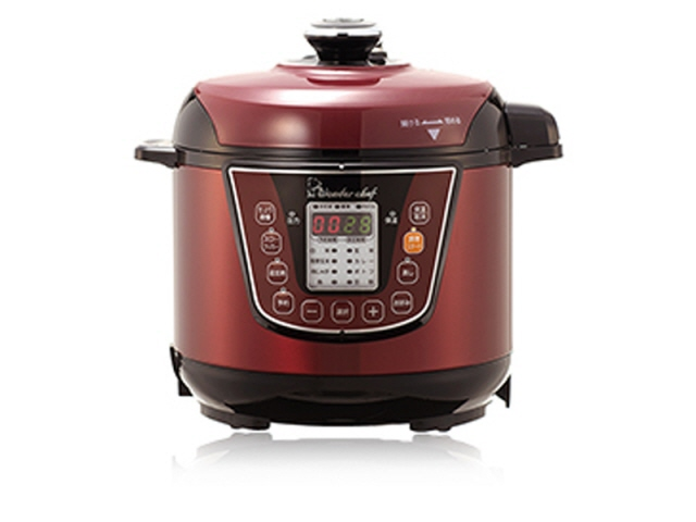 ワンダーシェフ 圧力鍋 e-wonder OEDA30 3L [タイプ:電気圧力鍋 容量:3L 重量:3.7kg] 【】【人気】【売れ筋】【価格】