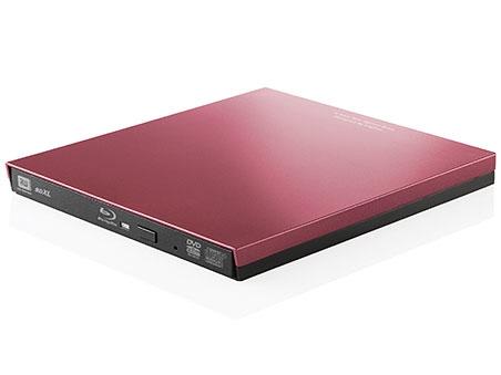 【キャッシュレス 5% 還元】 ロジテック ブルーレイドライブ LBD-PVA6U3VRD [レッド] [接続インターフェース:USB3.1 設置方式:外付け] 【】 【人気】 【売れ筋】【価格】