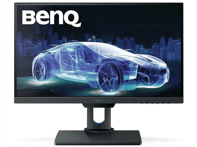 【代引不可】BenQ 液晶モニタ・液晶ディスプレイ PD2500Q [25インチ グレー] [モニタサイズ:25インチ モニタタイプ:ワイド 解像度(規格):WQHD(2560x1440) 入力端子:HDMI1.4x1/DisplayPortx1/miniDisplayPortx1]