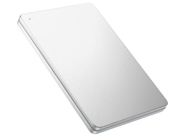 【キャッシュレス 5% 還元】 IODATA 外付け ハードディスク HDPX-UTS2S [Silver×Green] [容量:2TB インターフェース:USB3.0] 【】 【人気】 【売れ筋】【価格】