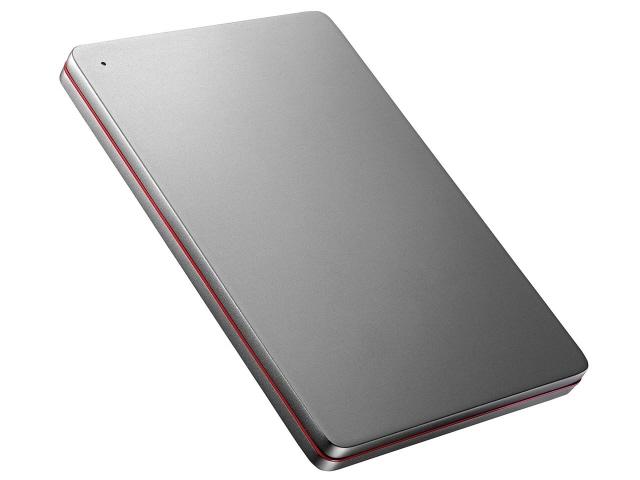 IODATA 外付け ハードディスク HDPX-UTS2K [Black×Red] [容量:2TB インターフェース:USB3.0] 【】【人気】【売れ筋】【価格】