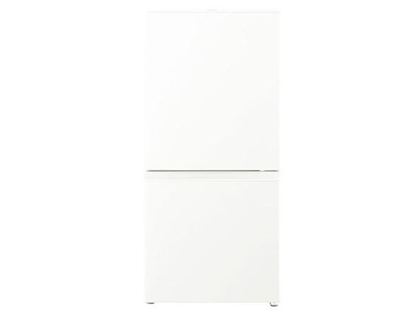 【代引不可】AQUA 冷凍冷蔵庫 and Smart AQR-16G-W [ミルク] [省エネ評価:★★★★★ ドアの開き方:右開き タイプ:冷凍冷蔵庫 ドア数:2ドア 定格内容積:157L]