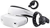 Dell VRゴーグル・VRヘッドセット Dell Visor with Controllers VRP100 [タイプ:MRヘッドセット 対応機器:PCs/Laptops with Windows 10 Fall Creators Update ディスプレイ解像度:1440x1440 (片眼)]
