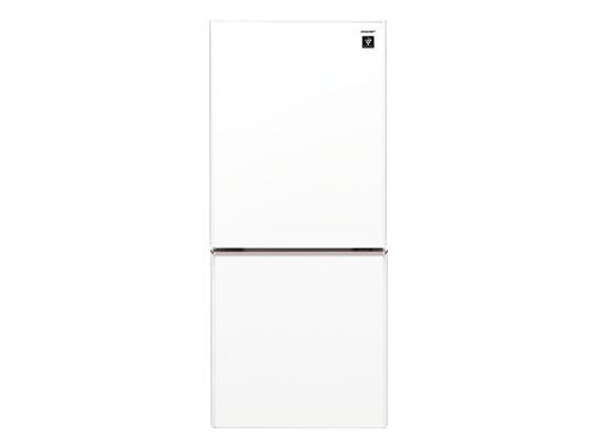 【代引不可】シャープ 冷凍冷蔵庫 SJ-GD14D-W [クリアホワイト] [タイプ:冷凍冷蔵庫 ドア数:2ドア 定格内容積:137L] 【】 【人気】 【売れ筋】【価格】