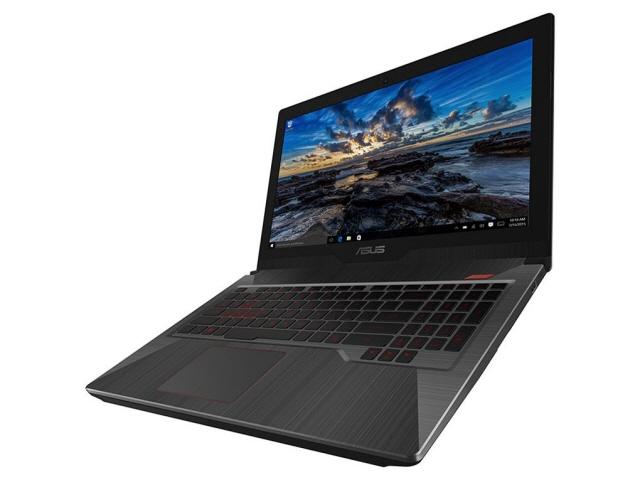 ASUS ノートパソコン FX503VD FX503VD-E4047T [液晶サイズ:15.6インチ CPU:Core i7 7700HQ(Kaby Lake)/2.8GHz/4コア CPUスコア:8845 ストレージ容量:HDD:1TB/SSD:128GB メモリ容量:8GB OS:Windows 10 Home 64bit]
