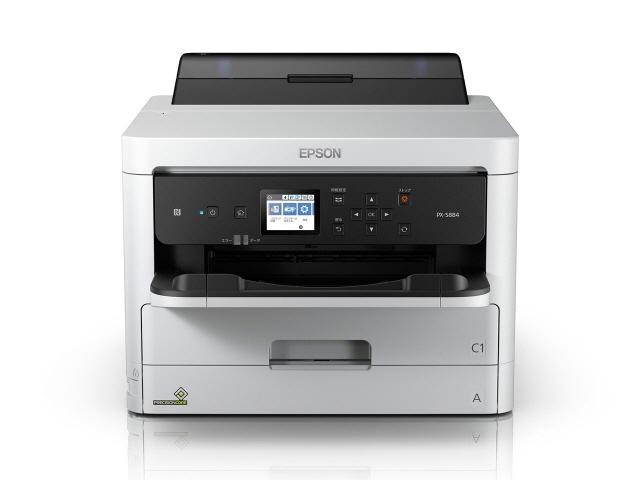 【代引不可】EPSON プリンタ ビジネスインクジェット PX-S884 [タイプ:インクジェット 最大用紙サイズ:A4 解像度:4800x1200dpi] 【】 【人気】 【売れ筋】【価格】【半端ないって】
