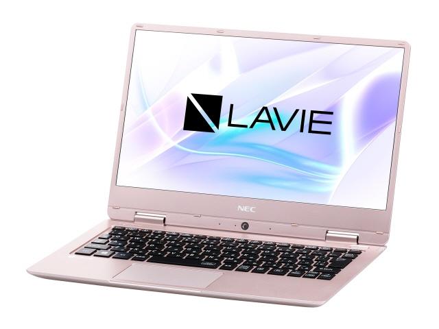 NEC ノートパソコン LAVIE Note Mobile NM150/KAG PC-NM150KAG [メタリックピンク] [液晶サイズ:12.5インチ CPU:Celeron Dual-Core 3965Y(Kaby Lake)/1.5GHz/2コア CPUスコア:1619 ストレージ容量:SSD:128GB メモリ容量:4GB OS:Windows 10 Home 64bit]