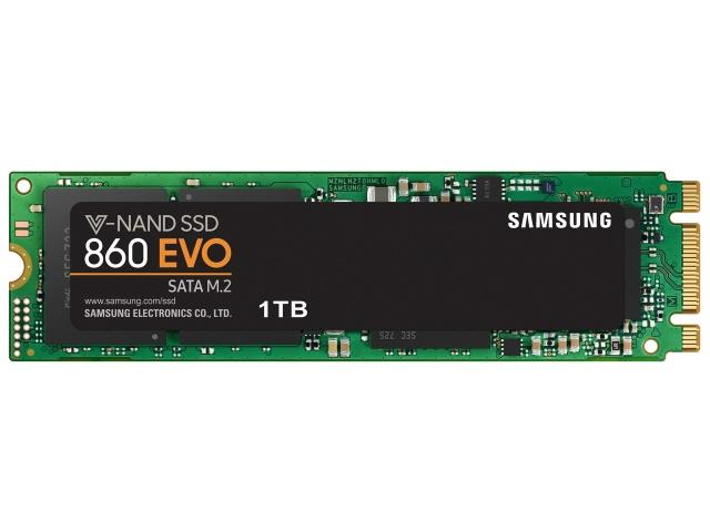 【キャッシュレス 5% 還元】 サムスン SSD 860 EVO M.2 MZ-N6E1T0B/IT [容量:1000GB 規格サイズ:M.2 (Type2280) インターフェイス:Serial ATA 6Gb/s タイプ:V-NAND 3bit MLC] 【】 【人気】 【売れ筋】【価格】