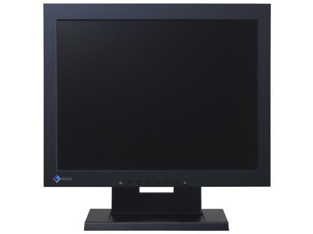 EIZO 液晶モニタ・液晶ディスプレイ FlexScan S1503-ATBK [15インチ ブラック] [モニタサイズ:15インチ モニタタイプ:スクエア 解像度(規格):XGA 入力端子:DVIx1/D-Subx1] 【】 【人気】 【売れ筋】【価格】【半端ないって】