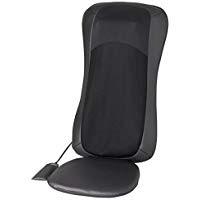 スライヴ マッサージ器 マッサージャー MD-8660(BK) [ブラック] [タイプ:シートマッサージ マッサージ部位:肩/背中/腰] 【】 【人気】 【売れ筋】【価格】