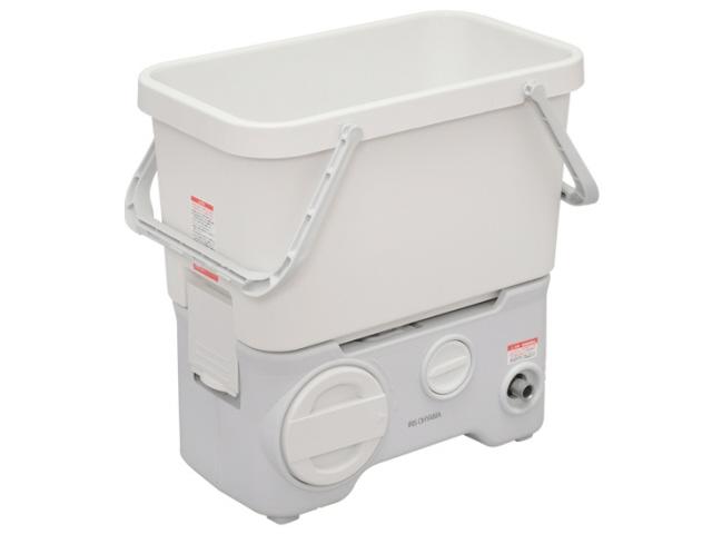 【キャッシュレス 5% 還元】 アイリスオーヤマ 高圧洗浄機 SDT-L01N [吐出圧力:3~4.5MPa 吐出水量/h:270L 高圧ホース長:5m 重量:7.2kg] 【】 【人気】 【売れ筋】【価格】