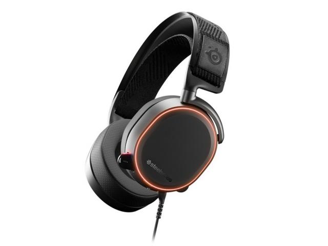 steelseries ヘッドセット SteelSeries Arctis Pro [ヘッドホンタイプ:オーバーヘッド プラグ形状:USB/ミニプラグ 装着タイプ:両耳用] 【】 【人気】 【売れ筋】【価格】