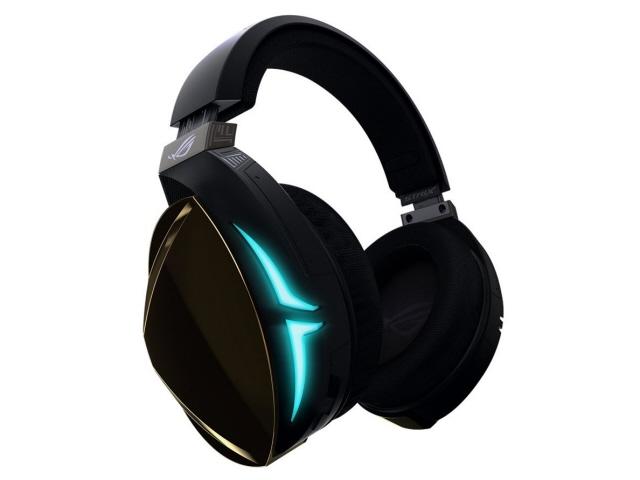 【キャッシュレス 5% 還元】 ASUS ヘッドセット ROG Strix Fusion 500 [ヘッドホンタイプ:オーバーヘッド プラグ形状:USB 装着タイプ:両耳用 ケーブル長さ:2m] 【】 【人気】 【売れ筋】【価格】