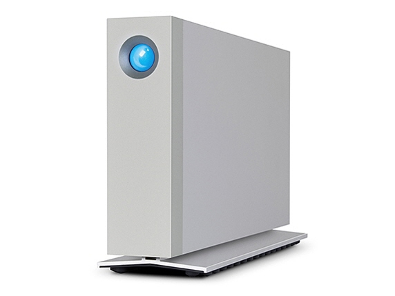 LaCie 外付け ハードディスク LaCie d2 Thunderbolt3 2GGAP2 [容量:8TB 回転数:7200rpm インターフェース:USB3.1 Gen2 Type-C/Thunderbolt 3] 【】【人気】【売れ筋】【価格】