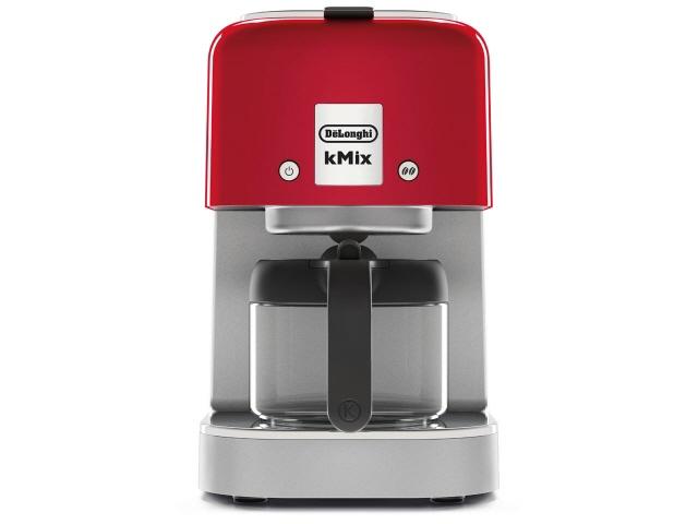 デロンギ コーヒーメーカー ケーミックス COX750J-RD [スパイシーレッド] [容量:6杯 コーヒー:○] 【】 【人気】 【売れ筋】【価格】