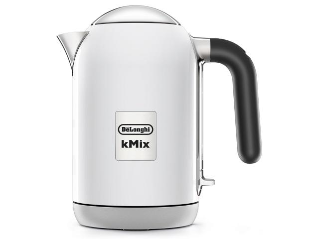 デロンギ 電気ケトル ケーミックス ZJX650J-WH [クールホワイト] [タイプ:電気ケトル 容量:1L 重さ:1.1kg] 【】 【人気】 【売れ筋】【価格】【半端ないって】