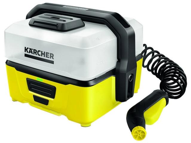 ケルヒャー 高圧洗浄機 家庭用マルチクリーナー OC 3 [吐出圧力:0.5MPa 重量:2.2kg] 【】【人気】【売れ筋】【価格】