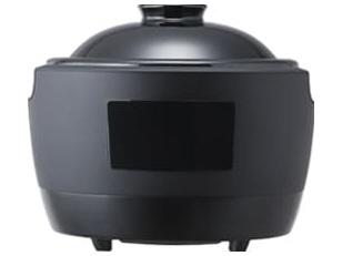【キャッシュレス 5% 還元】 シロカ 炊飯器 かまどさん電気 SR-E111 [内釜:土鍋 その他機能:タッチパネル] 【】 【人気】 【売れ筋】【価格】