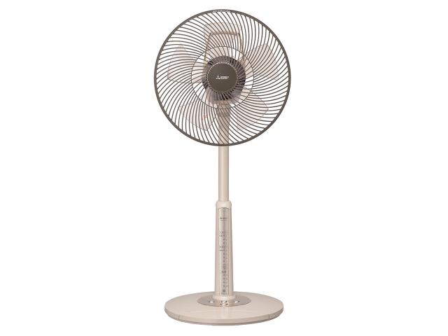 三菱電機 扇風機 R30J-RV-T [ココアベージュ] [タイプ:扇風機 スタイル:据置き 羽根径:30cm] 【】 【人気】 【売れ筋】【価格】