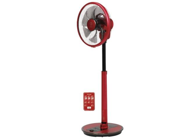 トヨトミ 扇風機 FS-DS30IHR(R) [レッド] [タイプ:扇風機 スタイル:据置き 羽根径:30cm DCモーター:○] 【】 【人気】 【売れ筋】【価格】【半端ないって】
