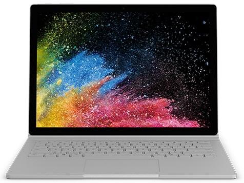 マイクロソフト ノートパソコン Surface Book 2 13.5 インチ HMW-00034 [OS種類:Windows 10 Pro 画面サイズ:13.5インチ CPU:Core i5 7300U/2.6GHz 記憶容量:256GB] 【エントリーでポイント10倍以上!SS期間中】