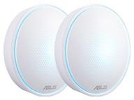 ASUS 無線LANブロードバンドルーター Lyra mini 2台パッケージ [無線LAN規格:IEEE802.11a/b/g/n/ac 接続環境:2階建て(戸建て)/3LDK(マンション)/20台] 【】 【人気】 【売れ筋】【価格】【半端ないって】