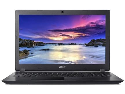Acer ノートパソコン Aspire 3 A315-32-N14U/KF [シェールブラック] [液晶サイズ:15.6インチ CPU:Celeron N4000(Gemini Lake)/1.1GHz/2コア ストレージ容量:SSD:256GB メモリ容量:4GB OS:Windows 10 Home 64bit]