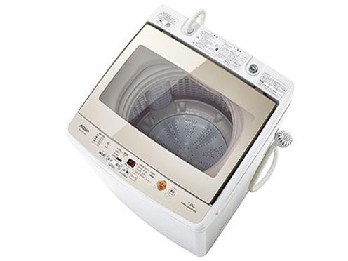 【代引不可】AQUA 洗濯機 AQW-GV70G [洗濯機スタイル:簡易乾燥機能付洗濯機 開閉タイプ:上開き 洗濯容量:7kg] 【】【人気】【売れ筋】【価格】