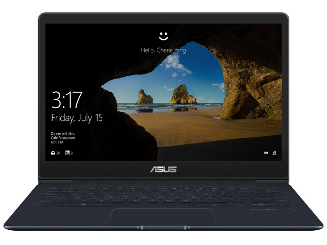 ASUS ノートパソコン ZenBook 13 UX331UAL UX331UAL-8250 [液晶サイズ:13.3インチ CPU:Core i5 8250U(Kaby Lake Refresh)/1.6GHz/4コア CPUスコア:7676 ストレージ容量:SSD:512GB メモリ容量:8GB OS:Windows 10 Home 64bit]