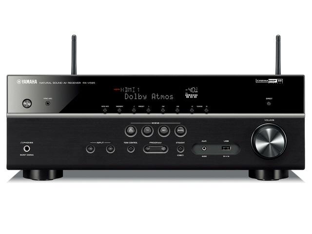 ヤマハ AVアンプ RX-V585 [サラウンドチャンネル:7.1ch HDMI端子入力:4系統 オーディオ入力:3系統] 【】 【人気】 【売れ筋】【価格】【半端ないって】