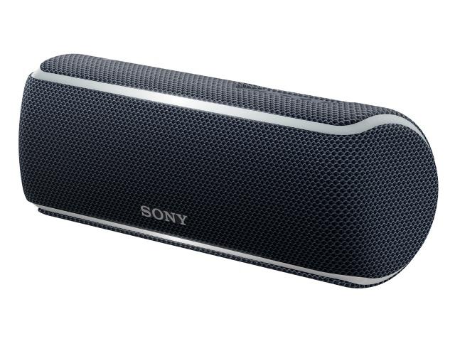 SONY Bluetoothスピーカー SRS-XB21 (B) [ブラック] [Bluetooth:○ NFC:○ 駆動時間:電池持続時間(Bluetooth接続時):約12時間] 【】 【人気】 【売れ筋】【価格】【半端ないって】