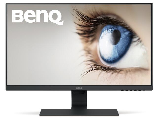 【代引不可】BenQ 液晶モニタ・液晶ディスプレイ GW2780 [27インチ ブラック] [モニタサイズ:27インチ モニタタイプ:ワイド 解像度(規格):フルHD(1920x1080) 入力端子:D-Subx1/HDMI1.4x1/DisplayPortx1]