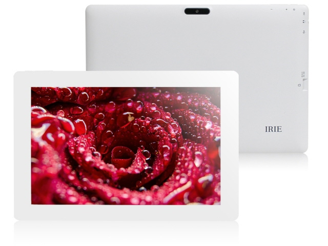 MARSHAL タブレットPC(端末)・PDA IRIE MAL-FWTVTB01W [ホワイト] [OS種類:Android 7.0 画面サイズ:10.1インチ CPU:MediaTek MT8163/1.3GHz 記憶容量:32GB] 【エントリーでポイント10倍以上!SS期間中】