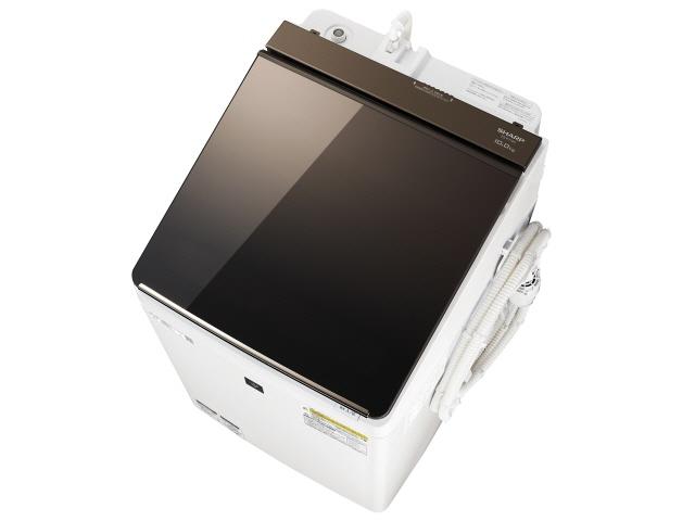 【代引不可】シャープ 洗濯機 ES-PT10C [洗濯機スタイル:洗濯乾燥機 開閉タイプ:上開き 洗濯容量:10kg 乾燥容量:5kg] 【】 【人気】 【売れ筋】【価格】