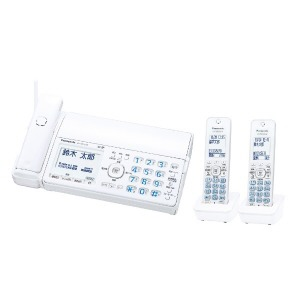 パナソニック 電話機 おたっくす KX-PZ510DW-W [ホワイト] [電話機能:○] 【】【人気】【売れ筋】【価格】
