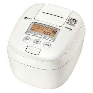 【キャッシュレス 5% 還元】 タイガー魔法瓶 炊飯器 炊きたて JPC-B102-WM [ミルキーホワイト] 【】 【人気】 【売れ筋】【価格】