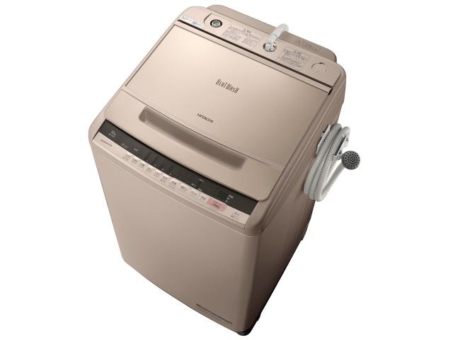 【代引不可】日立 洗濯機 ビートウォッシュ BW-V100C [洗濯機スタイル:簡易乾燥機能付洗濯機 開閉タイプ:上開き 洗濯容量:10kg] 【】【人気】【売れ筋】【価格】